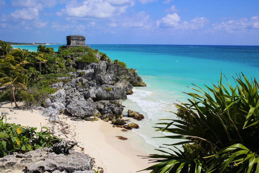 tulum beach luxury